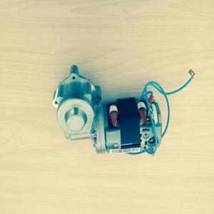 VD4 spring motor 220VDC For ABB VD4M